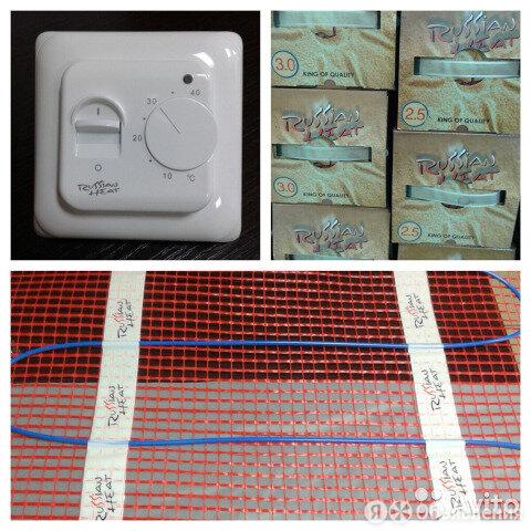 Тёплый пол RH150-5,0 по цене 4450₽ - Электрический теплый пол и терморегуляторы, фото 0