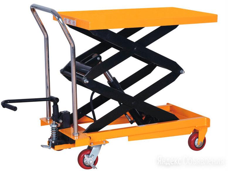 Передвижной подъемный стол TOR PTS800 г/п 800кг, подъем 450-1500мм по цене 74623₽ - Мебель для учреждений, фото 0