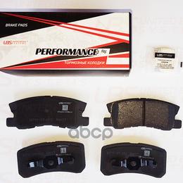Тормозная система  - Премиум Тормозные Колодки Citr. C4 Aircross 12-/Peu. 4007/Mitsubishi Asx 10-/..., 0