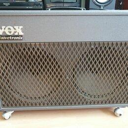 Гитарное усиление - комбо усилитель для гитары Vox Ad50vt-XL valvetronix, 0