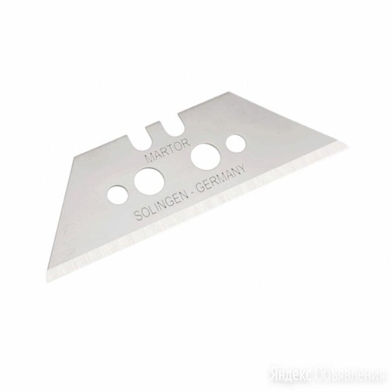 Трапециевидные стальные лезвия MARTOR № 99 по цене 639₽ - Монтажные ножи, фото 0