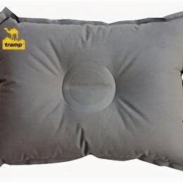 Коврики - Подушка самонадувающаяся Tramp TRI-008 43*34*8,5см, 0