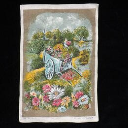 Полотенца - Чайное полотенце-картина ирладского бренда Samuel Lamont, 0