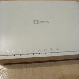 Оборудование Wi-Fi и Bluetooth - Роутер МГТС, 0