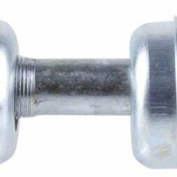 Для дрелей, шуруповертов и гайковертов - Каретка старого типа под клинья,  вал 148х15мм, чашки 40мм, цвет - серебро, 5-, 0