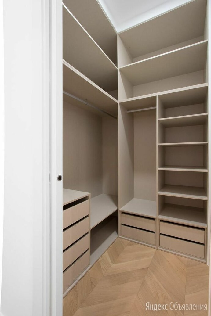 Гардеробная по цене 5800₽ - Шкафы, стенки, гарнитуры, фото 0