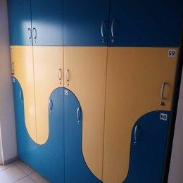 Мебель для учреждений - Шкафы для раздевалок, 0