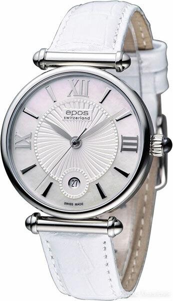 Наручные часы Epos 8000.700.20.68.10 по цене 42900₽ - Наручные часы, фото 0
