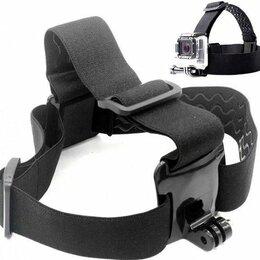 Аксессуары для экшн-камер - Универсальное крепление на голову для GoPro, SJCAM, и многих других Экшен  Камер, 0