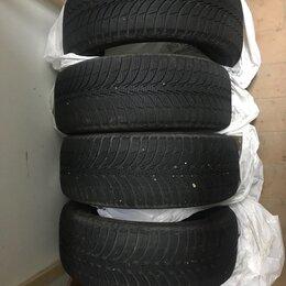 Шины, диски и комплектующие - Зимняя резина Hoodyear R17, 0