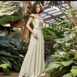 Платья - Вечернее платье в пол , 0