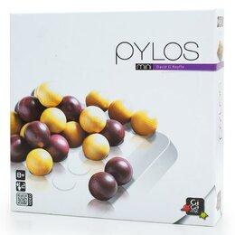Настольные игры - Настольная игра Пилос Мини Pylos Mini, 0