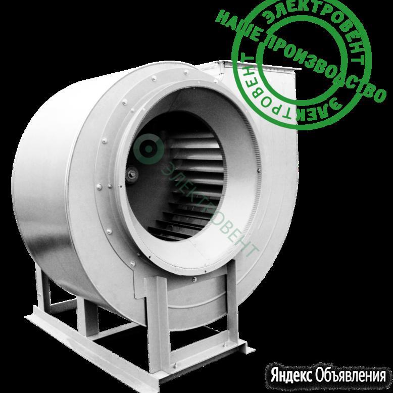 Вентилятор ВР 280-46-8 37 кВт 1000 об/мин дымоудаления 400° 2 часа схема 1 по цене 257188₽ - Вентиляторы, фото 0