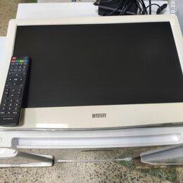 Телевизоры - Телевизор mystery 19 дюйма белый MTV-1911LW, 0