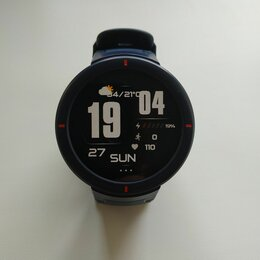 Умные часы и браслеты - Смарт-часы Amazfit Verge, 0