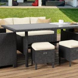 Комплекты садовой мебели - Садовая мебель из ротанга LUXE. Уличная мебель для сада из ротанга, 0