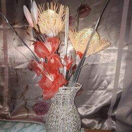 Ночники и декоративные светильники - Напольный светильник в вазе, 0