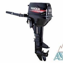 Двигатель и комплектующие  - Лодочный мотор HANGKAI M9.8 HP 2-х тактн. со склада, 0