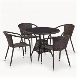 Кресла и стулья - Комплект мебели «Нуменор» из искусственного ротанга, 0