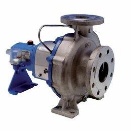 Промышленные насосы и фильтры - Насос горизонтальный металлический NI из нержавеющей стали, 0