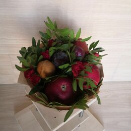 Цветы, букеты, композиции - Съедобные букеты ко Дню учителя , 0