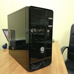 Настольные компьютеры - Компьютер четырех ядерный Intel, 0