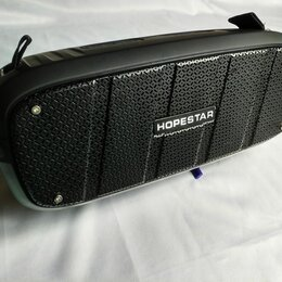 Портативная акустика - Hopestar a20 55w, блютуз колонка, новая, 0
