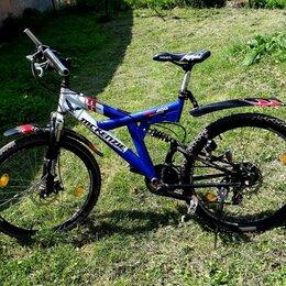Велосипеды - немецкий горный   многоскоростной велосипед , 0