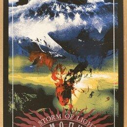 Картины, постеры, гобелены, панно - Постер A Storm of Light, 0