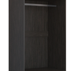 "Шкаф ""Ненси"" 2 ств. (Ясень Шимо Светлый, Какао глянец) по цене 10422₽ - Шкафы, стенки, гарнитуры, фото 2"