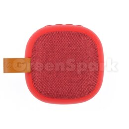 Акустические системы - Колонка-Bluetooth HOCO BS31 Bright sound (красный), 0