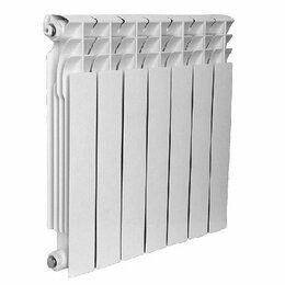 Радиаторы - BIPLUS DUNE 350N-6 Биметаллический радиатор, 6…, 0