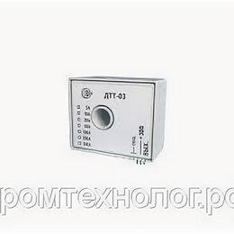 Электронные и пневматические датчики - Датчик измерения переменного тока ДТТ-03М, 0