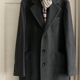 Пальто - Пальто мужское кашемировое, 0