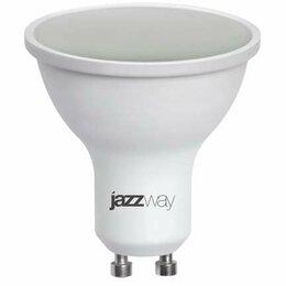 Лампочки - Лампа светодиодная PLED-SP FR 11Вт GU10 4000К 920Лм 50х54мм JazzWay, 0