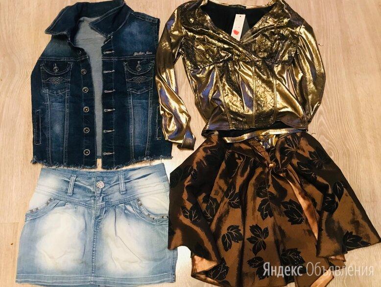 Набор одежды на девочку 6-8 лет по цене 599₽ - Комплекты, фото 0