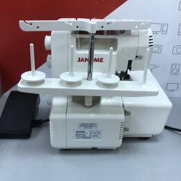 Швейные машины - Швейная машина janomi my lock 714, 0