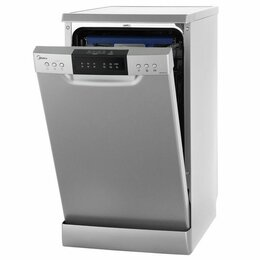Посудомоечные машины - Посудомоечная машина Midea MFD 45S110 S код 1833747, 0