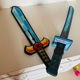 Игрушечное оружие и бластеры - Детские игрушечные мечи, 0
