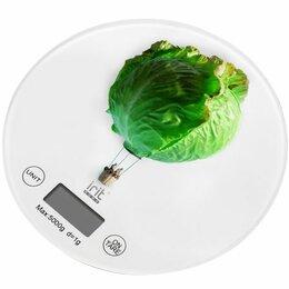Прочая техника - Весы кухонные электронные, макс. вес 5кг, цена деления 1гр. 2  ААА,  IR-7245, 0