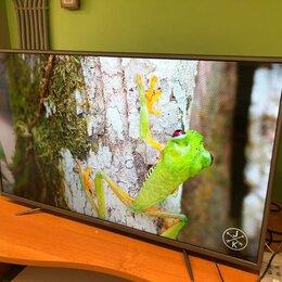 Телевизоры - Телевизор LED DEXP F43E8000Q , 0