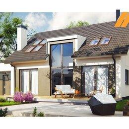 Входные двери - Каркасный дом энергоэффективный кд-543 13х8,5 м, 0