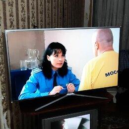 Телевизоры - Телевизор SAMSUNG UE49M5550AU в отл. состоянии, 0