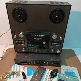 Музыкальные центры,  магнитофоны, магнитолы - Олимп 005 магнитофон, 0
