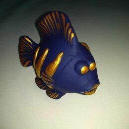 Статуэтки и фигурки - Статуэтка «Рыбка», ручная работа (hand-made), 0