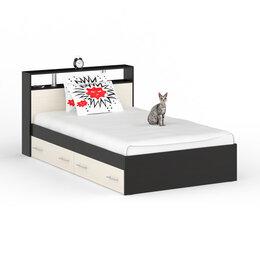 Кровати - Новая полутороспальная кровать 120х200 от производителя, 0