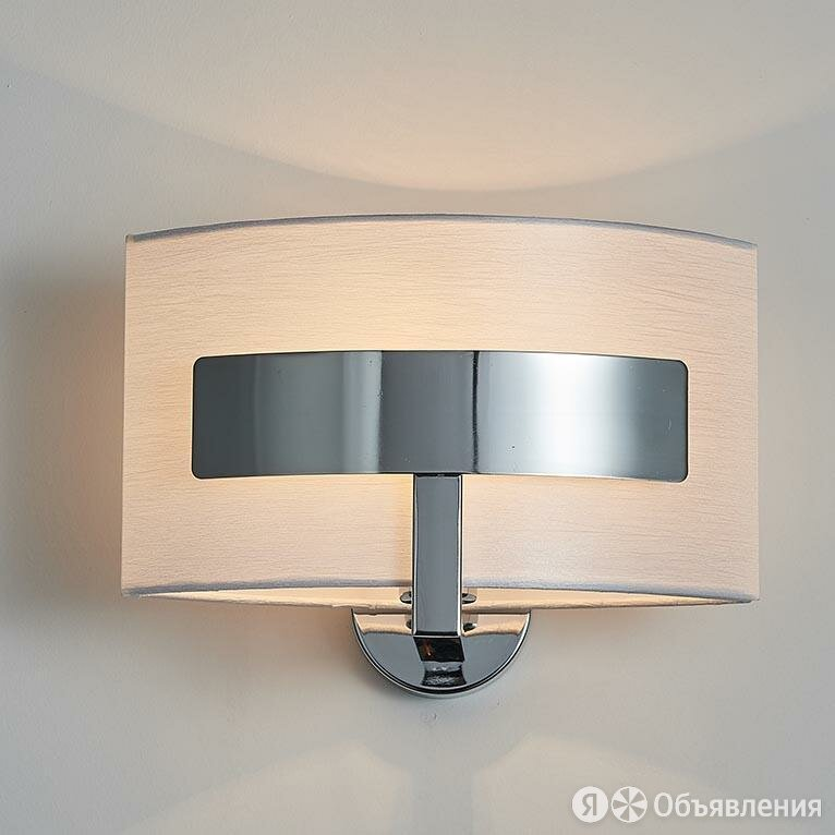 Бра Newport 4301/A chrome М0063854 по цене 6656₽ - Интерьерная подсветка, фото 0