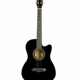 Акустические и классические гитары - Гитара Belucci BC 3810 BK, 0