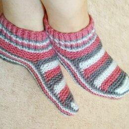 """Колготки и носки - Носки """"Брусничный каприз"""" (заказ), 0"""