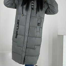 Пальто - Женское зимнее пальто р-ры 48-60, 0